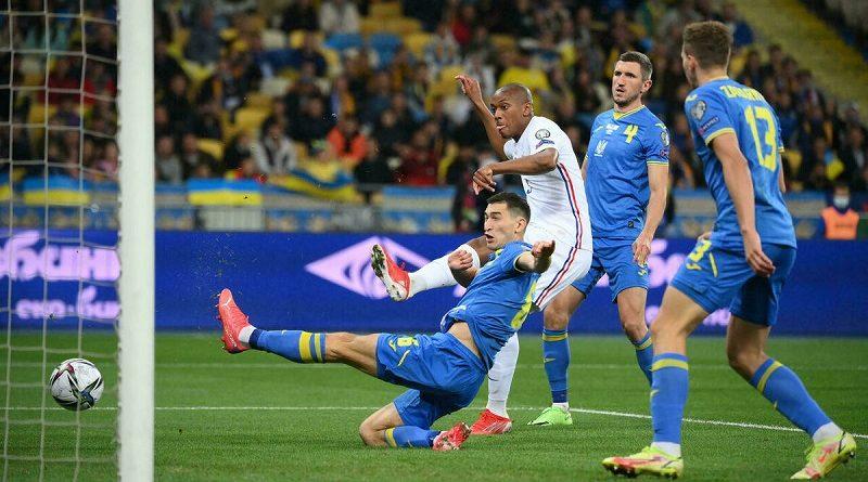 Отбор к ЧМ 2022 - Украина удерживает второе место