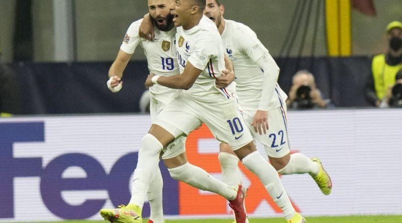 Лига Наций сезон 2020-21 Франция выиграла турнир
